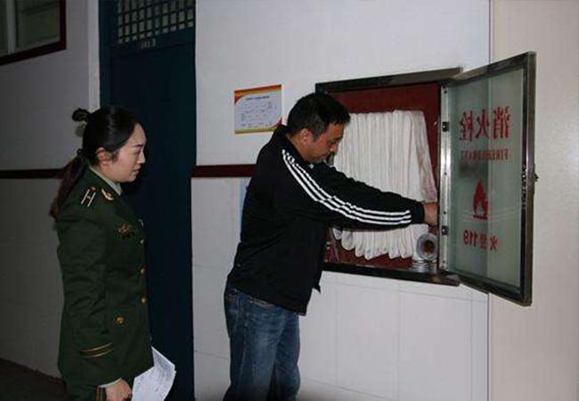 消火栓器材维修与检测