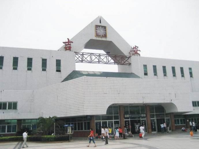 吉安火车站案例
